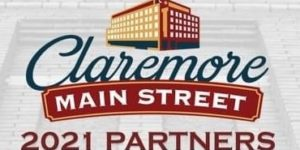 Main Street Logo & 2021 partners