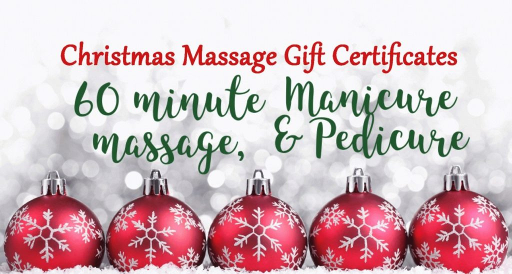 Gift certificates for spa treatments available at Rhapsody Boutique and Spa